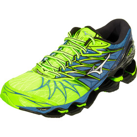Mizuno Wave Prophecy 7 Shoes Men Green Gecko/Silver/Blue Sapphire